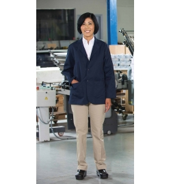 Women's Lab Coats with Pocket