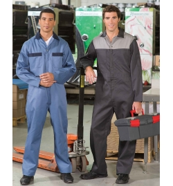 Trimmed Coverall