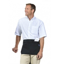 Zippered Waist Apron