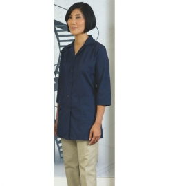 Smocks - Button Closures