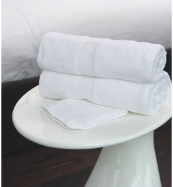 Premium Cam Border Terry Towels