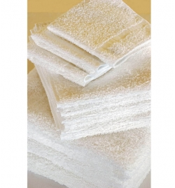 Full Terry Cotton Bar Wipes