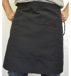 Salt and Pepper Waist Aprons