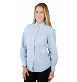 Executive Oxford Ladies Shirts Long Sleeves