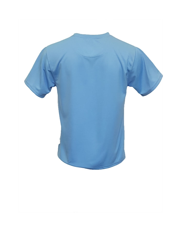 Honeycomb t shirt with moisture wicking 100 polyester for Sweat wicking t shirts