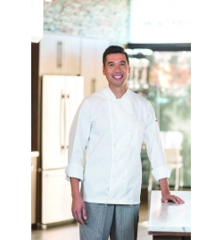 Naples Long Sleeve Chef coat